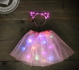 Ledlight Princess dress Cats