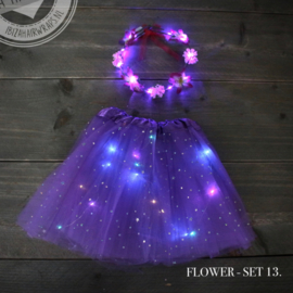 Ledlight Princess Dress