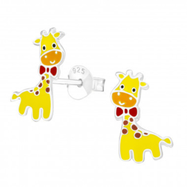 Oorbellen Giraffe