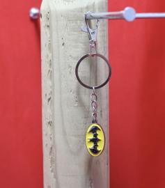 Sleutelhanger Batman ovaal