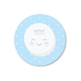 Sticker Pepermuntje