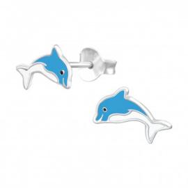 Oorbellen Dolfijn