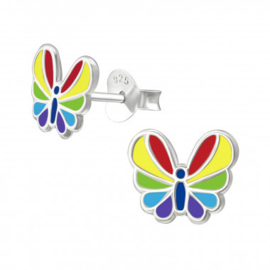 Oorbel Vlinder