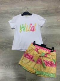 Set Wild Yellow
