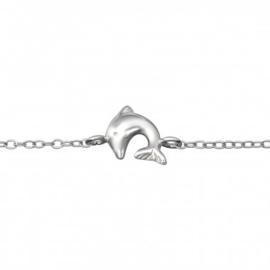 Kinderarmband Dolfijn