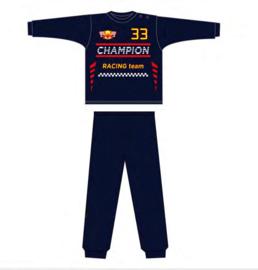 Pyjama Formule 1