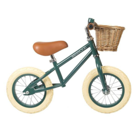 BANWOOD BALANCE BICYCLE FIRST GO GREEN