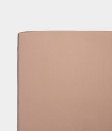 MIDNATT TWEEPERSOONS HOESLAKEN ROSA WILTED 180 X 200 CM