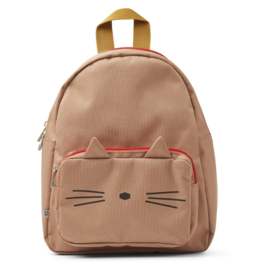 LIEWOOD ALLAN BACKPACK CAT TUSCANY ROSE