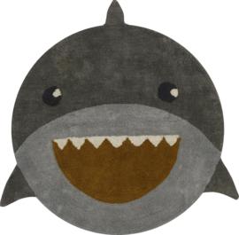 TAPIS PETIT ROND VLOERKLEED SHARK