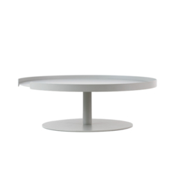 DESIGNBITE BIG HUG CAKE STAND  1 LEVEL BONE