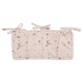 KONGES SLOJD QUILTED BED POCKETS NOSTALGIE BLUSH