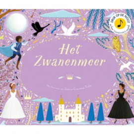 CHRISTOFOOR JESSICA COURTNEY TICKLE - HET ZWANENMEER