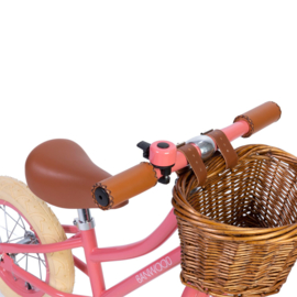 BANWOOD LOOPFIETS FIRST GO CORAL KORAAL