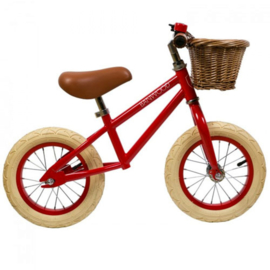 BANWOOD LOOPFIETS FIRST GO ROOD RED