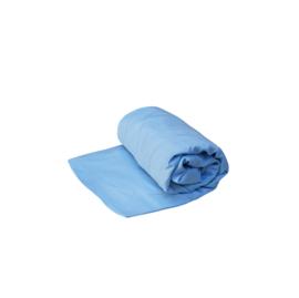 PETIT SHEETS LEDIKANT HOESLAKEN 120 X 60 CM SMOOTHY BABY BLUE