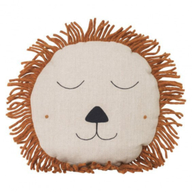 FERM LIVING SAFARI CUSHION LION NATUREL