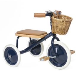 BANWOOD TRICYCLE DRIEWIELER BLAUW