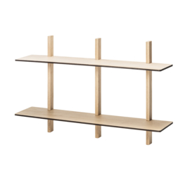LOTIE KIDS INTERIOR WANDPLANK SELMA SHELF DUO WIDE