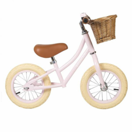 BANWOOD LOOPFIETS FIRST GO ROZE PINK