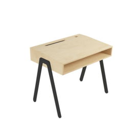 IN2WOOD KINDERBUREAU ZWART