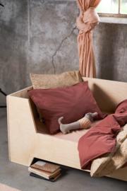 LITTLE DREAMERS BED BOBBY NATUREL TWIJFELAAR 120 X 200 CM