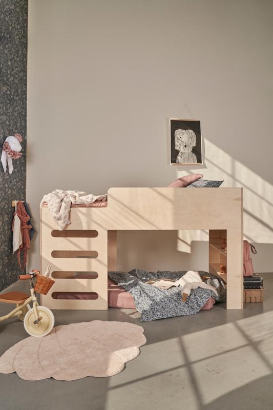 LITTLE DREAMERS BED RIVA LOW LOFT 200 x 90 CM