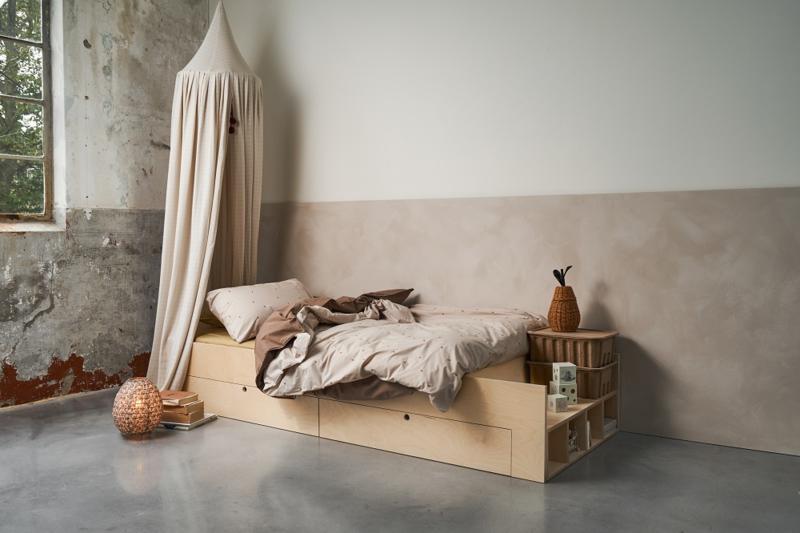LITTLE DREAMERS BED KOEN TWIJFELAAR 140 X 200 CM