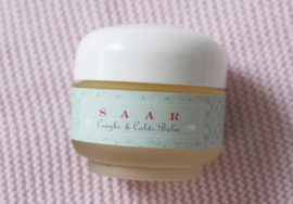 Saar Soleares - Coughs & Colds Balm
