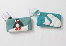 Gamcha - Case Penguin