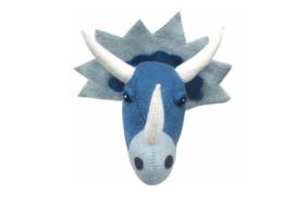 Gamcha - Wall Trofee Dinosaur Blue