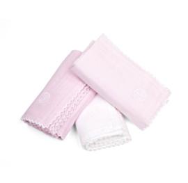 Poetree Kids - Hydrofiele doekjes Pink