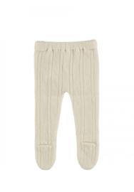 Normandie - Merino Wool Pants Creme