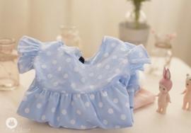 Arim Closet - Blue Bubble Baby Dress