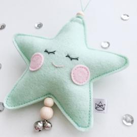 Tiny Little Cactus - Sleepy Star Mobile