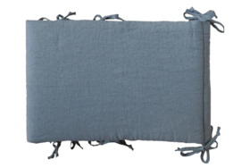 Blossom Paris - Bed Bumper Smoky Blue