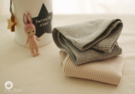 Arim Closet- Rib Legging Soft Cotton