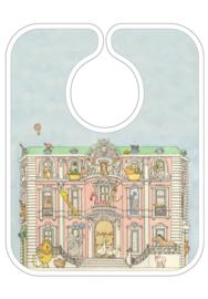 Atelier Choux - Bib Large  Print: Monceau Mansion