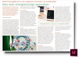 Kies voor energiezuinige apparaten