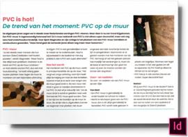 pvc is hot