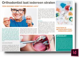 orthodontist laat iedereen stralen