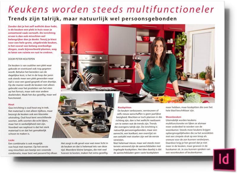 Keukens worden steeds multifunctioneler