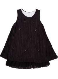 Zwart jurkje