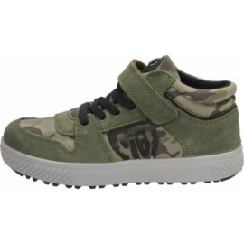 Camouflage boot