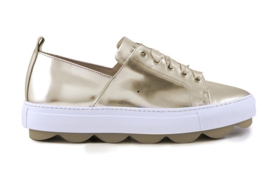 Goud lint sneaker