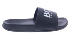 """Zwart slipper """"Hugo Boss"""""""