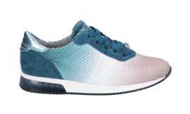 Fusion blauwe sneaker