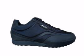 Sneaker uni blauw