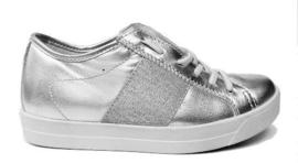 zilver band sneaker