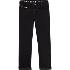 Zwart jeans Boss